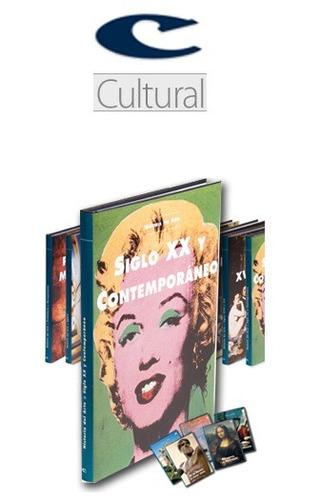 historia del arte 10 vols cultural