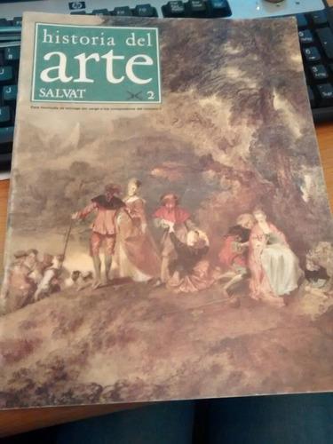 historia del arte 2 / salvat