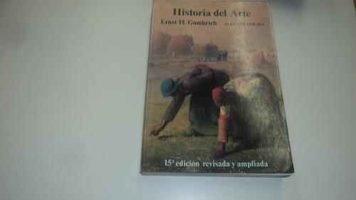 historia del arte,  ernst h. gombrich.
