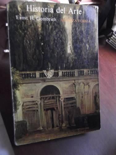historia del arte ernst h. gombrich alianza ed. ilustrado