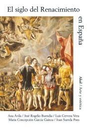historia del arte español tomo i: el siglo del renacimiento(
