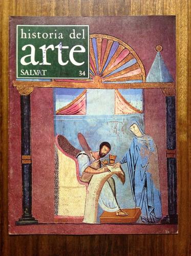 historia del arte fasciculo nº 34 - salvat