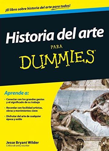 historia del arte para dummies; jesse bryant wi envío gratis