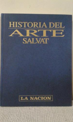 historia del arte - salvat - la nacion