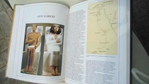 historia del arte, tomo 1: prehistoria y antigüedad. sarpe