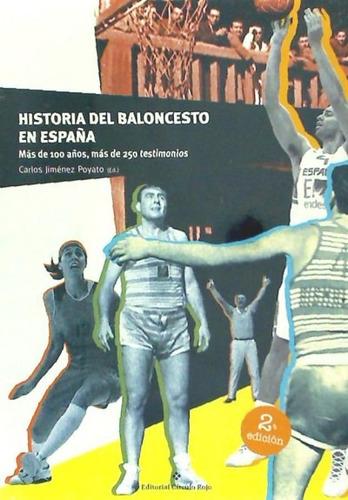 historia del baloncesto en espa¿a(libro baloncesto)