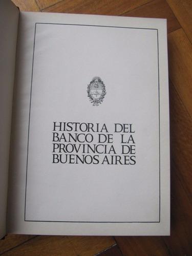 historia del banco de la provincia de buenos aires 1810-1946
