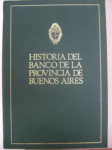 historia del banco de la provincia de buenos aires