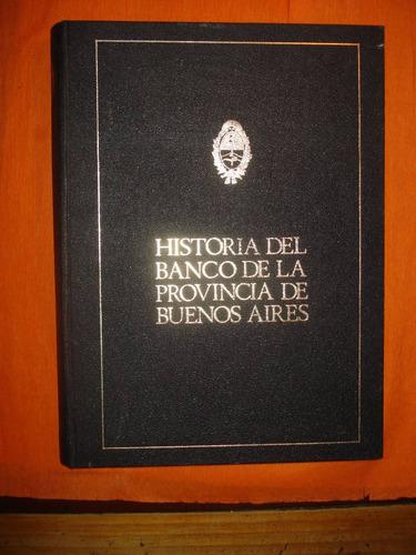 historia del banco de la provincia de buenos aires- cuccore