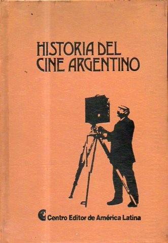 historia del cine argentino-centro editor libreria merlin