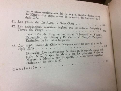 historia del descubrimiento y exploración de américa latina