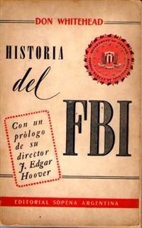 historia del fbi don whitehead