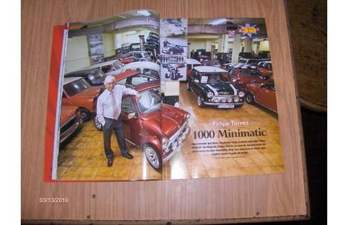 historia del mini cooper 50 años
