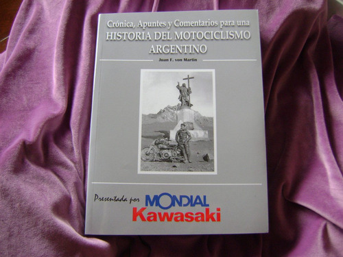 historia del motociclismo argentino - autódromo san martín