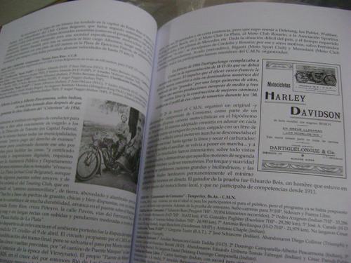 historia del motociclismo argentino - motos vicentina