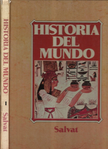 historia del mundo (incompleta: son 12 tomos. falta el 11)