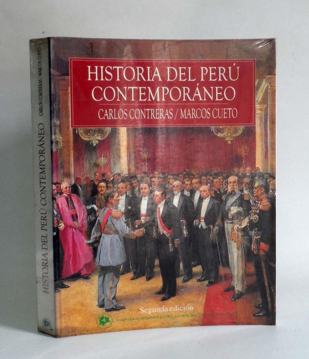 Historia Del Peru Contemporaneo C.contreras Marcos Cueto - S/ 48,00 ...