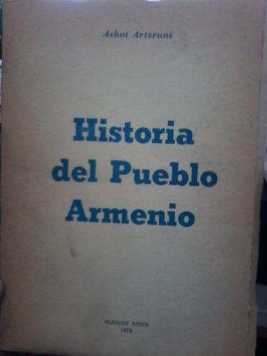 historia del pueblo armenio ashot artzruni