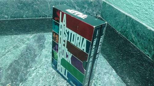 historia del rock and roll dvd