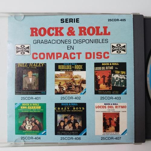 historia del rock & roll vol 1 cd