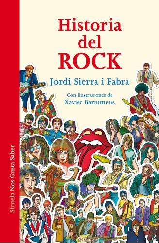 historia del rock - td, sierra i fabra, siruela