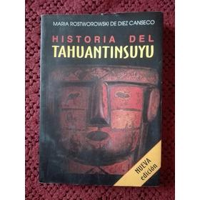 Historia Del Tahuantinsuyo.