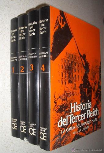 historia del tercer reich hitler segunda guerra mundial 4t