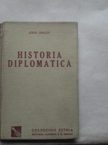 historia diplomática