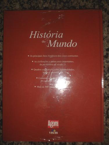 história do mundo - visor