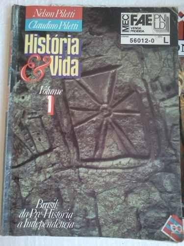 historia e vida vol 1