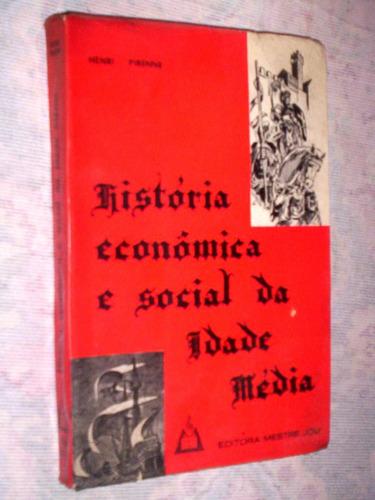 historia econômica e social da idade media