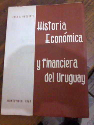 historia economica y financiera del uruguay