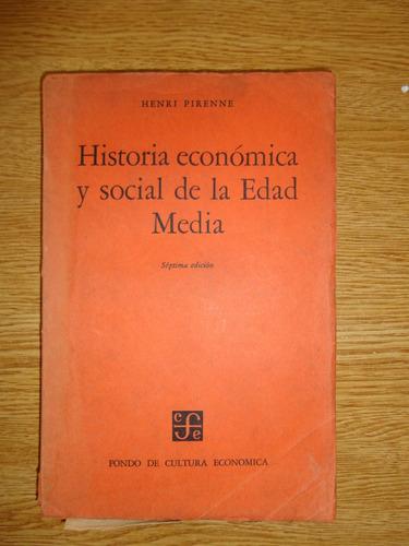 historia económica y social de la edad media henri pirenne