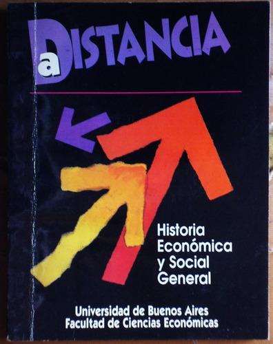 historia económica y social / fce uba cát. berenblum 1999