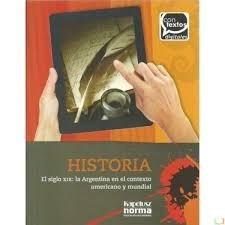 historia el siglo xix la arg. contextos digitales - kapelusz