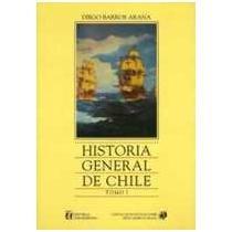 historia general de chile, tomo 1.; diego barro envío gratis