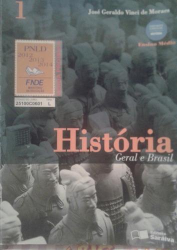 história geral e brasil  vol 1 josé geraldo vinci de moraes