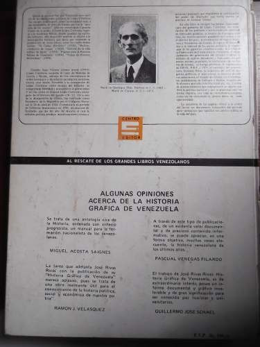 historia grafica de vzla gob de lopez contreras tapa dura