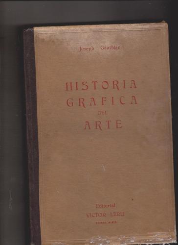 historia grafica del arte(joseph gauthler)