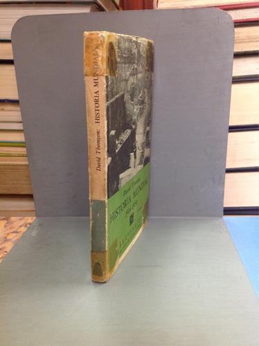 historia mundial 1914-1950 - david thomson.