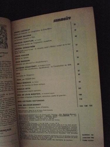 historia n°194 - enero  1963