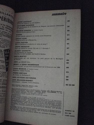 historia n°198 - mayo  1963