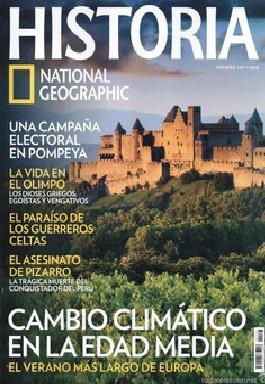 historia national geographic - 147.  revista de historia