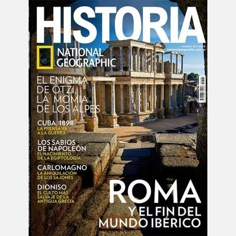 historia national geographic # 182 | revista de historia