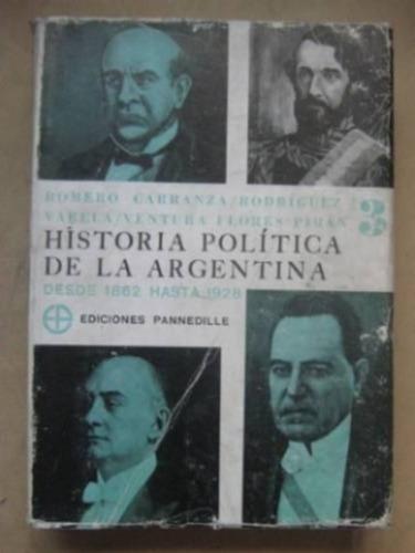 historia politica de la argentina 3