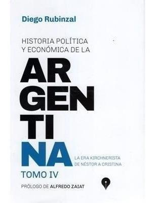 historia política y economía de la argentina (tomo iv) - die