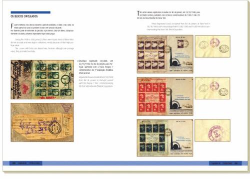 história postal dos selos comemorativos no brasil (1900/42)