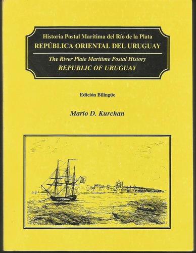 historia postal marítima uruguay m kurchan