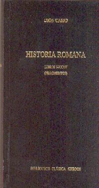 historia romana. libros i-xxxv(libro griega y romana)