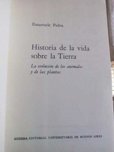 historia sobre la vida en la tierra- eudeba-/consultarstock